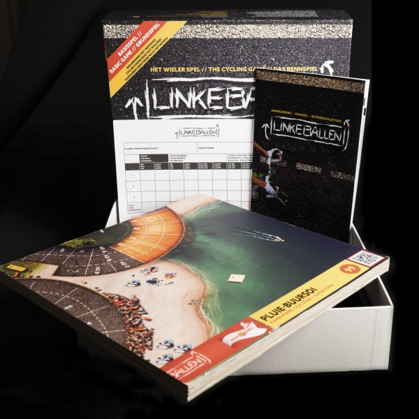 Linkeballen box inside