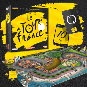 Tour De France Board Game